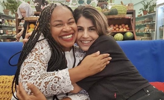 Lavagem do Bonfim: Manuela d'Ávila estará ao lado de Olívia Santana durante caminhada