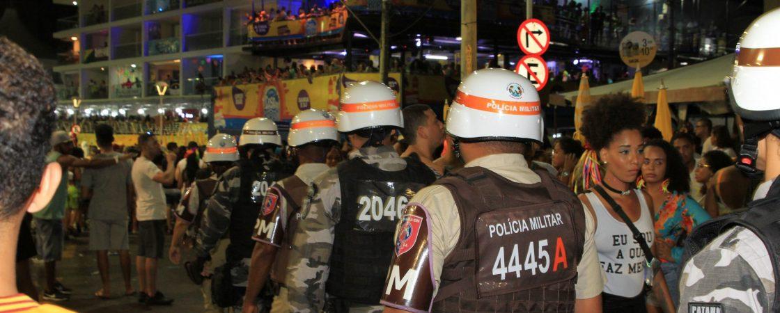 Força integrada reforça combate à violência contra a mulher em Salvador
