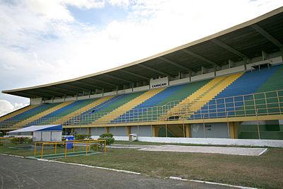 Estádio municipal recebe partidas das copas da Integração e Seleção