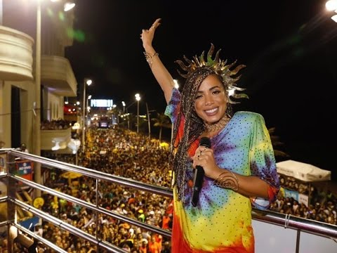 Anitta está confirmada no Carnaval de Salvador deste ano