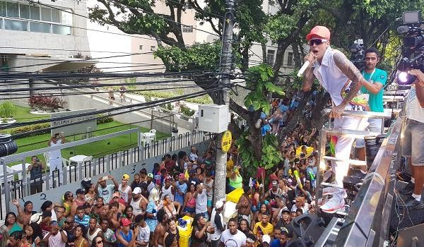 PM emite nota contra declaração de Igor Kannário durante o Carnaval