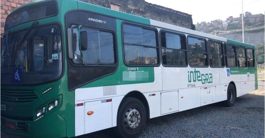 Salvador: homem é morto dentro de ônibus em Mussurunga
