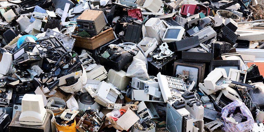 Empresas serão obrigadas a recolher lixo eletrônico