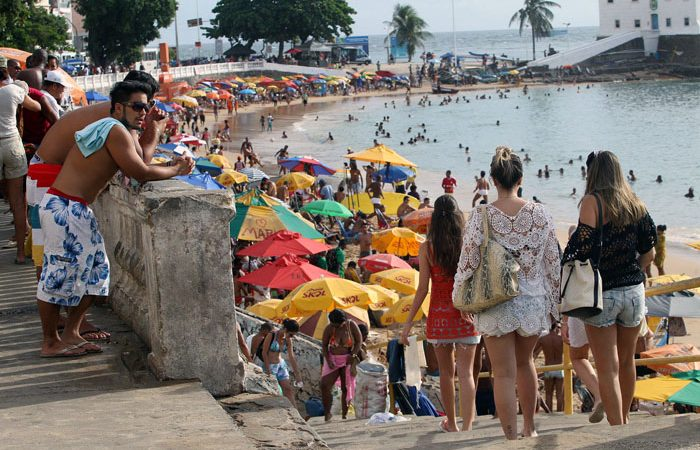 Atividade turística na Bahia cresceu 1,3% em 2019, aponta IBGE