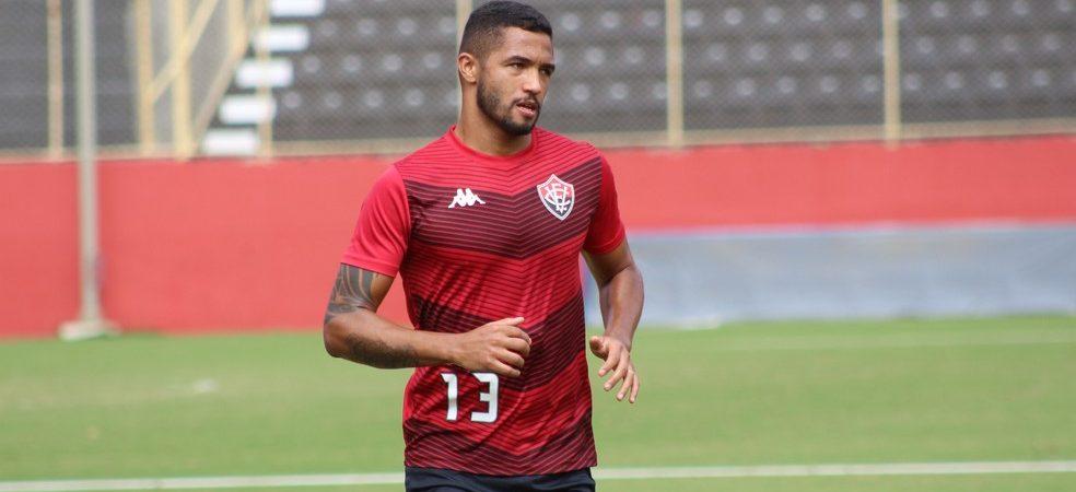 Vitória terá retorno de atacante para duelo pela Copa do Brasil