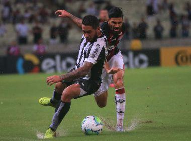 Vitória perde para o Ceará no duelo de ida da 3ª fase da Copa do Brasil