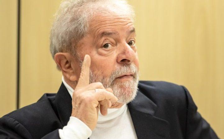 Ação penal que acusava Lula de participação em fraudes de contratos do  BNDES foi trancada - BAHIA NO AR