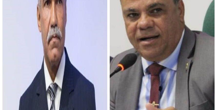Orlando de Amadeu convida Dr. Alfredo para grupo do prefeito Dinha