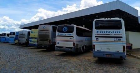 Bahia já soma 310 cidades com transporte intermunicipal suspenso