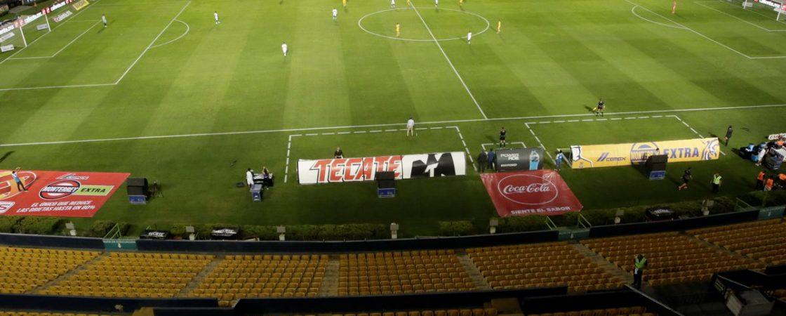 México cancela campeonato de futebol sem campeão