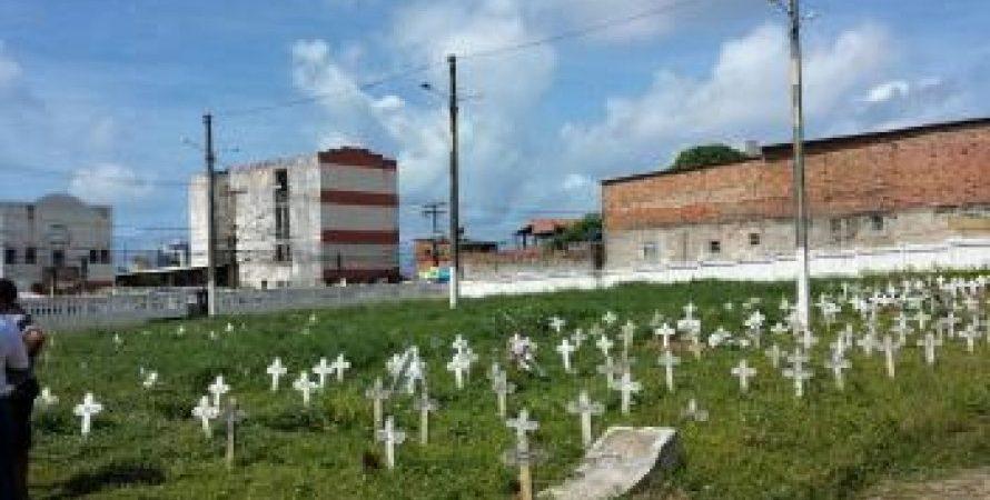Cresce número de sepultamentos em cemitérios de Salvador por conta da Covid-19