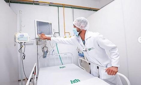 Camaçari: 67 infectados pela Covid-19 ocupam leitos do sistema público de saúde