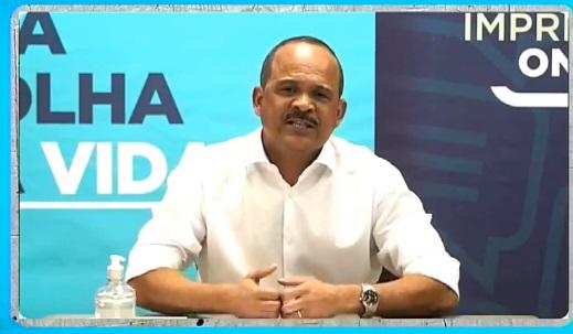 Urgente: prefeito Elinaldo decreta toque de recolher em Camaçari