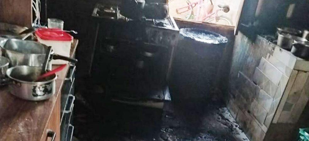 Criança morre após explosão de botijão de gás no sudoeste do estado