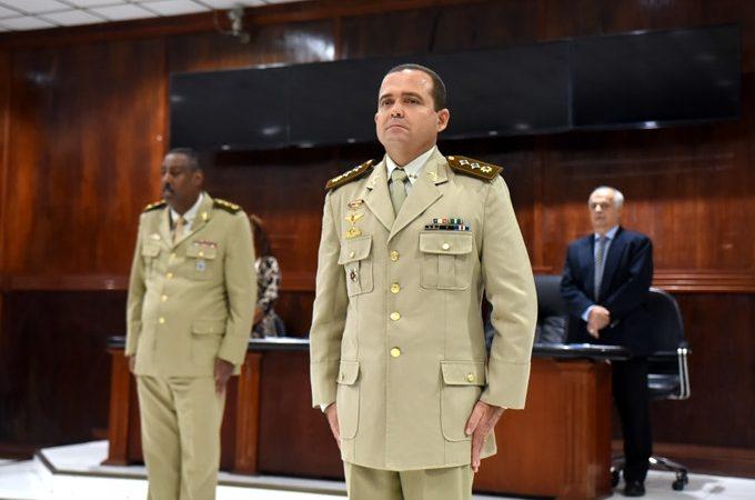 O Major PM Alan sai da 36°CIPM e assume o comando da 22°CIPM em Simões Filho