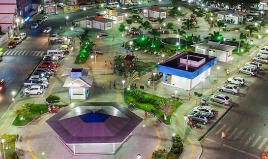 Em Santo Antônio de Jesus, funcionamento do comércio é flexibilizado; saiba  mais - BAHIA NO AR
