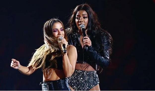 'O maior problema foi sempre ela', diz Ludmilla ao revelar áudios de conversa com Anitta