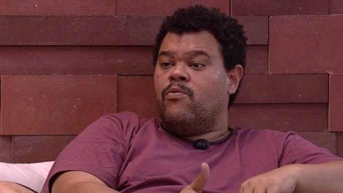 Babu Santana passa mal e é internado em hospital do Rio