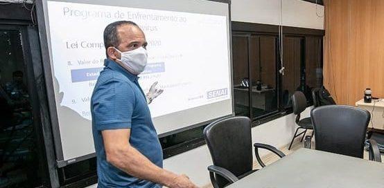 Camaçari: prefeito frisa parceria com o Governo da Bahia para eventual retomada da economia