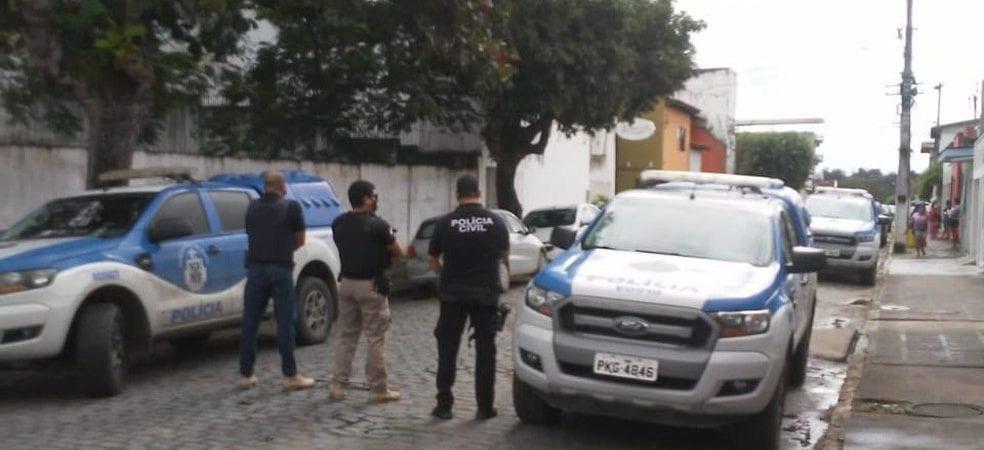 Polícia apura fraude em contratos de abastecimento do veículos da Câmara de Ipiaú