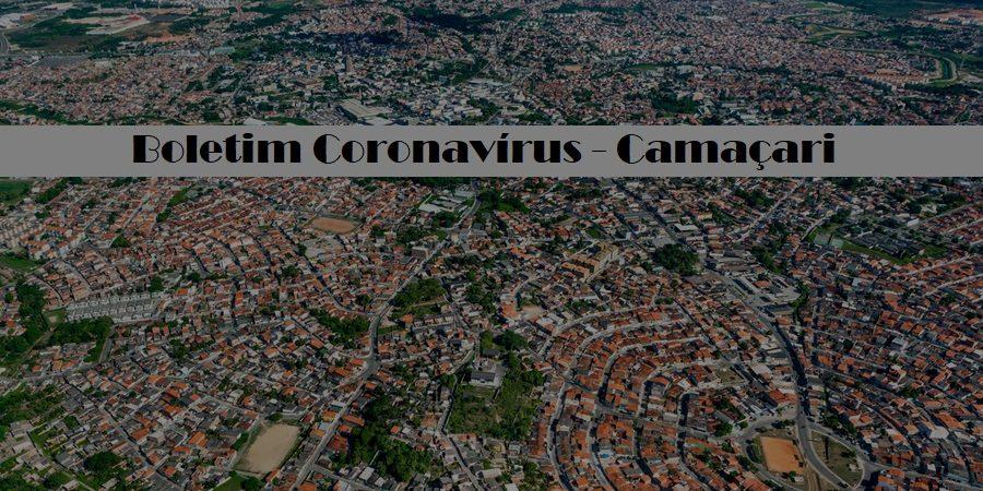 Camaçari confirma 3 novas vítimas da Covid-19 neste sábado (27); total já chega a 40 óbitos