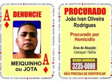 Homem considerado 'o mais procurado da Bahia' se entrega a polícia em Camaçari