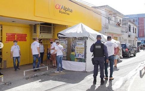 Covid-19: com o total de 1.358 casos, Lauro de Freitas anuncia restrições em novos bairros