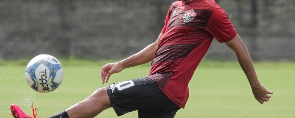 Vitória tem treino técnico nesta sexta-feira (26)