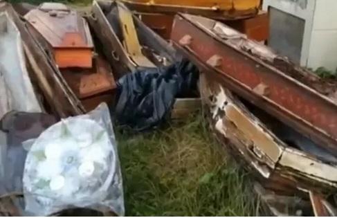 Prefeitura de Candeias fala sobre vídeo com imagens de caixões abertos no Cemitério Recanto da Saudade