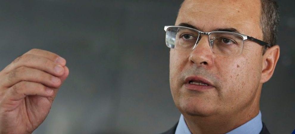 Pedido de Witzel para parar processo de impeachment na Alerj é indeferido