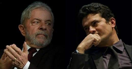 """""""Gostaria de disputar com o Moro"""", diz Lula sobre eleições de 2022"""