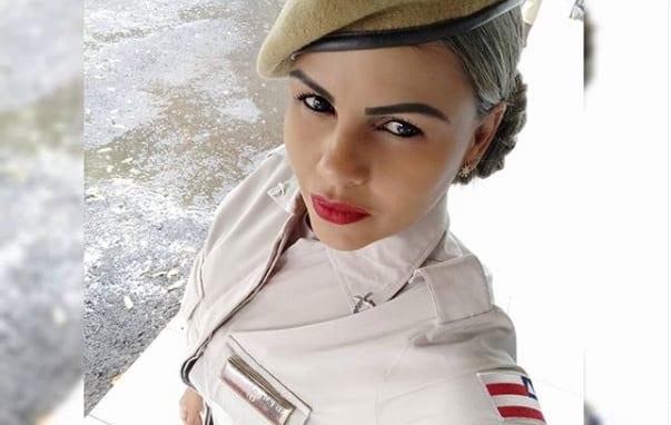 Policial famosa em redes sociais é assassinada pelo marido - BAHIA NO AR