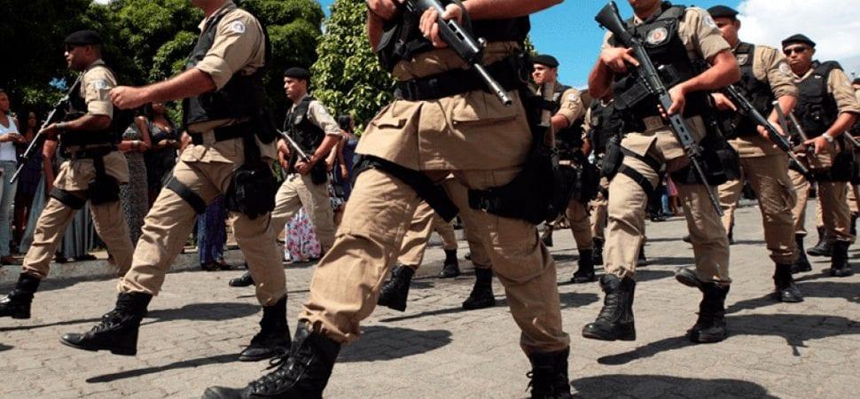 Cronograma de concursos para soldado e oficial de saúde da PM na Bahia é  alterado - BAHIA NO AR