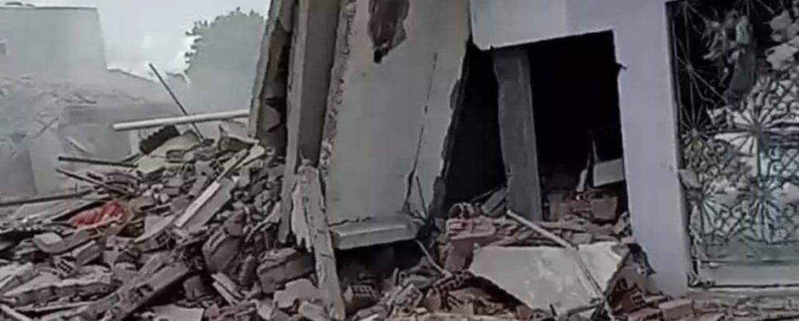 Crisópolis: Explosão fere seis e deixa duas pessoas desaparecidas - BAHIA  NO AR